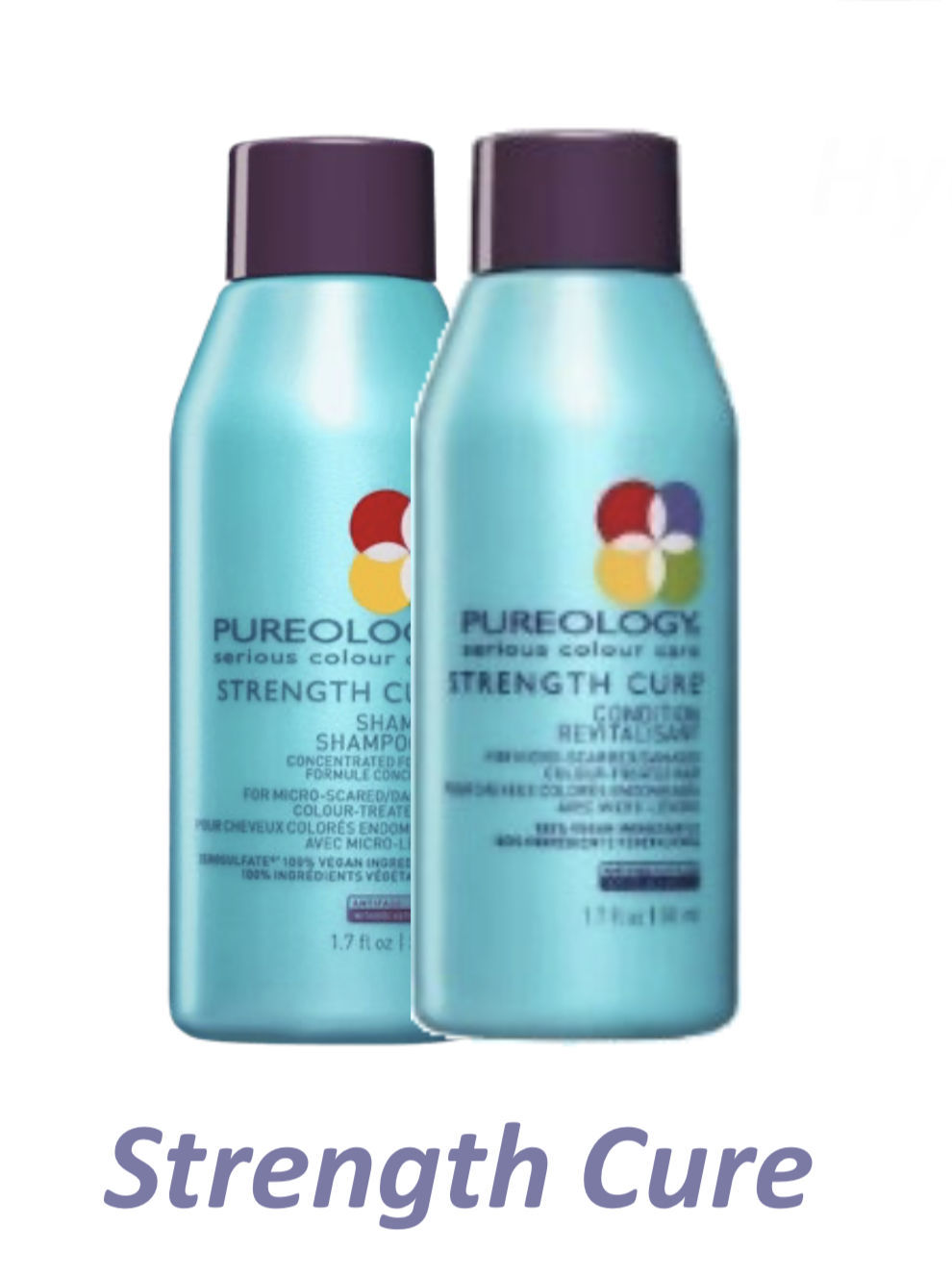 Pureology - Strength Cure Travel Set -