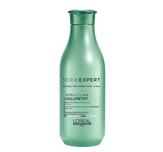 For best results, use in conjunction with: Serie Expert Volumetry Shampoo and Anti-gravity Spray