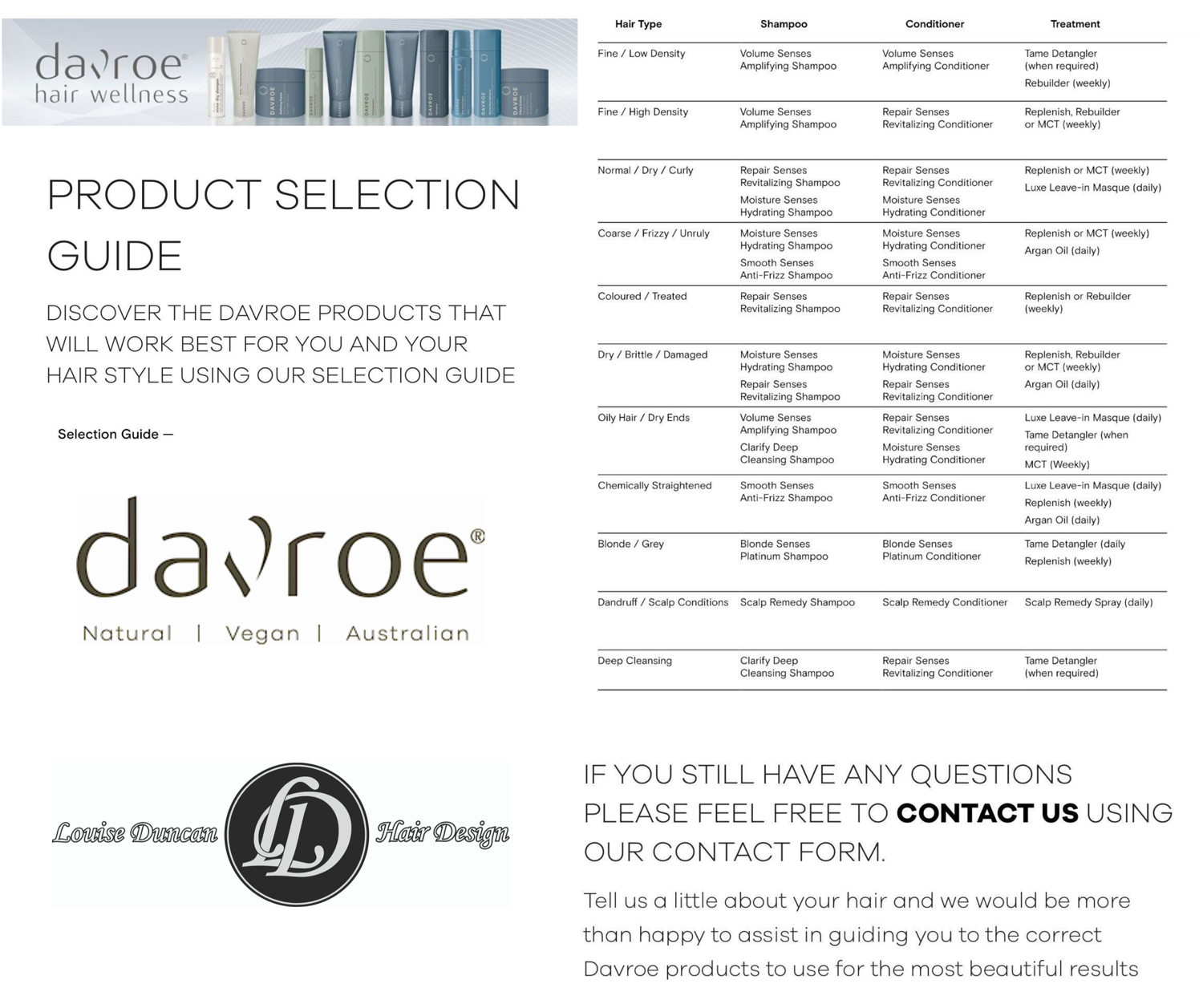 Davroe Selection