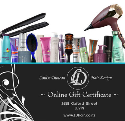 Picture of Online Gift Voucher